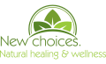 New choices. Logo