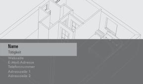 IT/Maschinenbau Visitenkarte 15