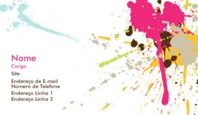 Assistência à infância & Educação Cartão de Visita 30