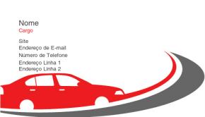 Automotivo & Transportes Cartão de Visita 18