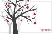 Datas comemorativas e ocasiões especiais holiday card 92