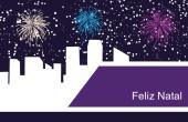 Datas comemorativas e ocasiões especiais holiday card 18