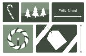 Datas comemorativas e ocasiões especiais holiday card 60