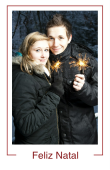 Datas comemorativas e ocasiões especiais holiday card 6