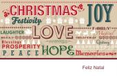 Datas comemorativas e ocasiões especiais holiday card 96