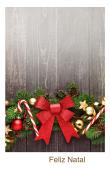 Datas comemorativas e ocasiões especiais holiday card 23