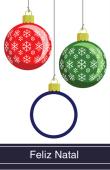 Datas comemorativas e ocasiões especiais holiday card 103