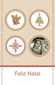 Datas comemorativas e ocasiões especiais holiday card 2