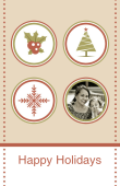 Tatil ve Özel Günler holiday card 2