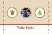 Datas comemorativas e ocasiões especiais holiday card 130