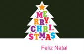 Datas comemorativas e ocasiões especiais holiday card 57