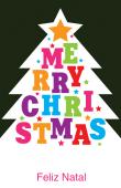 Datas comemorativas e ocasiões especiais holiday card 32