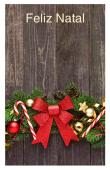 Datas comemorativas e ocasiões especiais holiday card 114