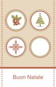 Festività e occasioni speciali holiday card 11