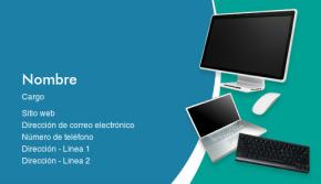 IT/ Ingeniería Tarjeta Profesional 28