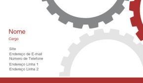 TI/ Engenharia Cartão de Visita 23