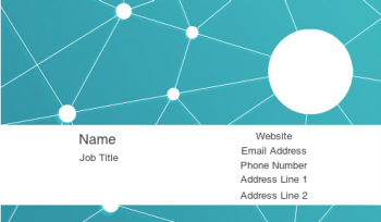 IT/ Engineering Business Card 2