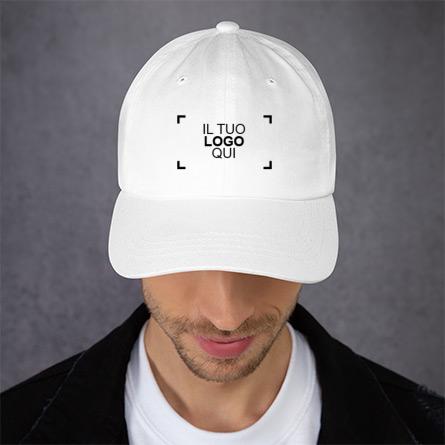 Cappelli ricamati personalizzati