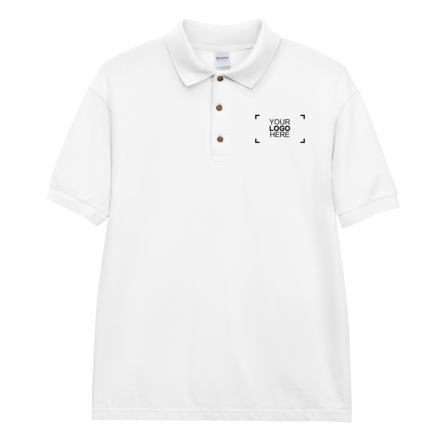 Men's Custom Embroidered Polos
