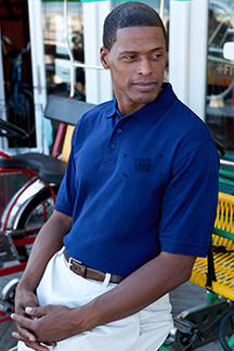 Men's Royal Polo Shirt