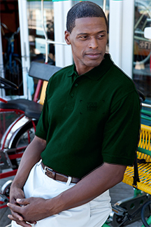 Men's Darkforest Polo Shirt