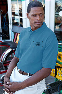 Men's Islandblue Polo Shirt