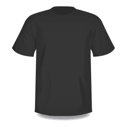 Custom Black T-Shirt