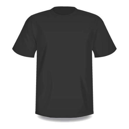 Custom Black T-Shirt