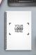 Custom Spiral Custom Notebook
