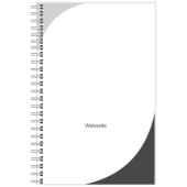 Notizbücher Entwurf hoch 10