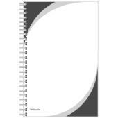 Notizbücher Entwurf hoch 3