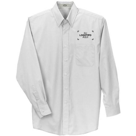 Camisa de manga larga con botones