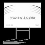 Pancartes d'extérieur votre design 7