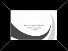 Pancartas Medianas diseño 2