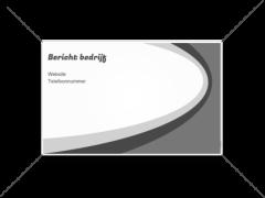 Middelgrote banners Ontwerp 8