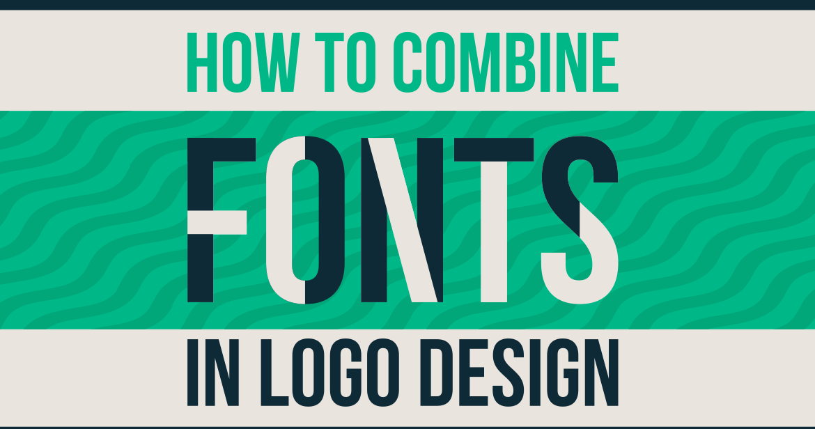 How to Combine Fonts in Logo Design