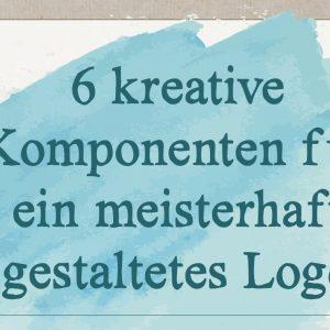 6 kreative komponenten fur ein meisterhaft gestaltetes logo