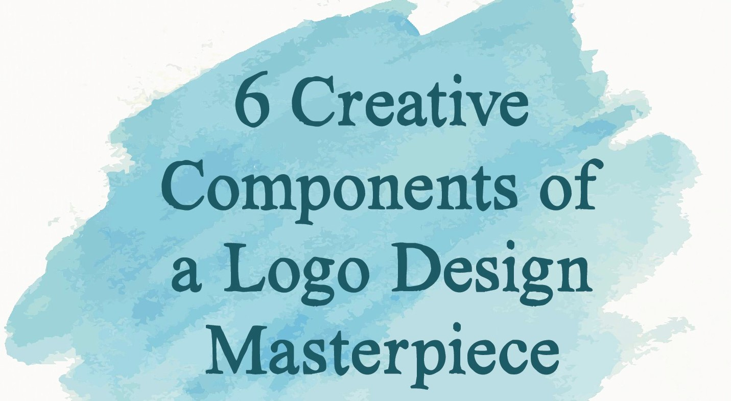 6 Creative Components of a Logo Design Masterpiece