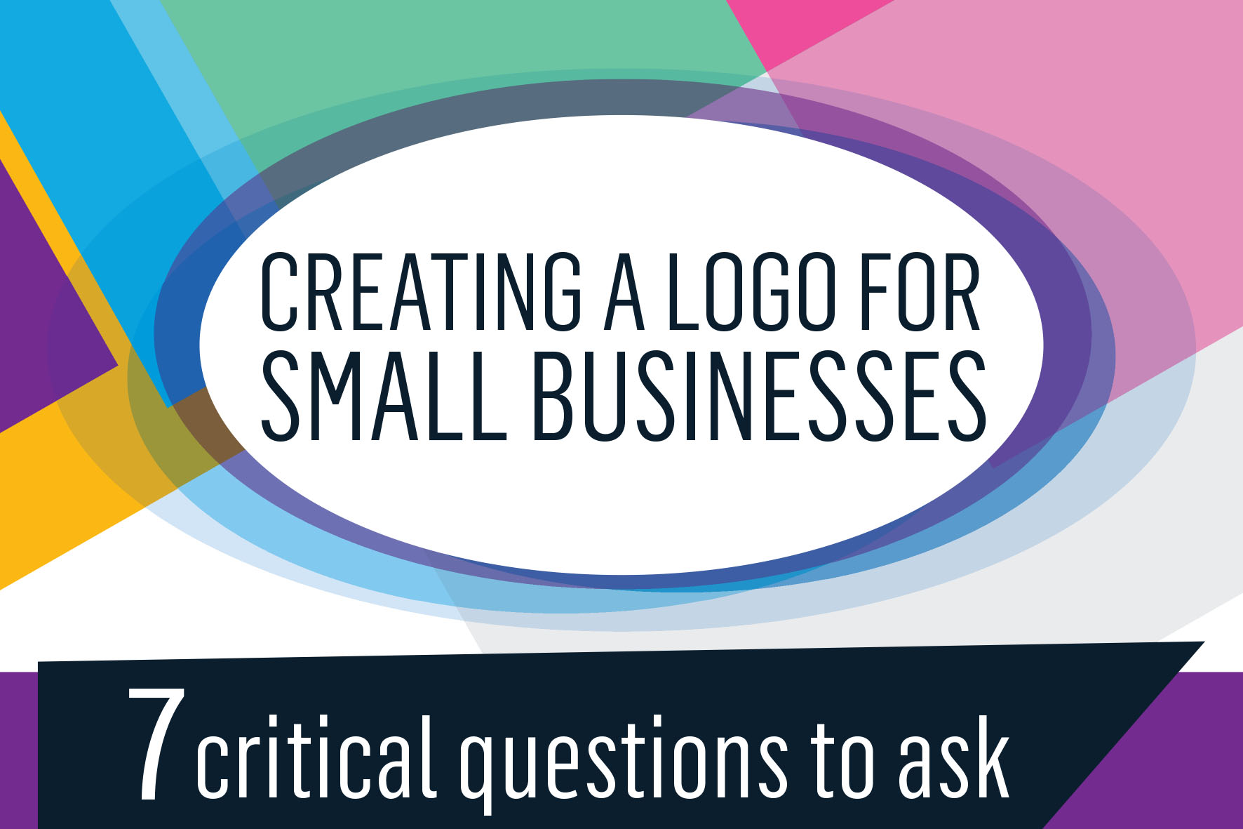 Creating a logo for small businesses