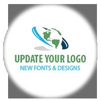 Sample Icon Logo created using our DIY logo tool