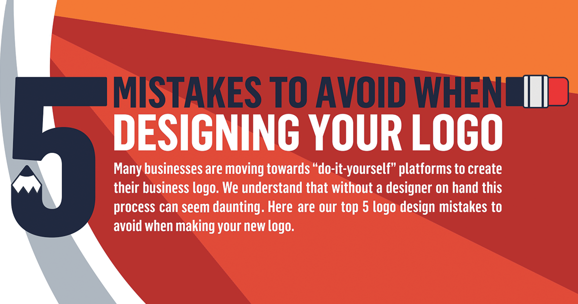 5 Mistakes to Avoid When Designing Your Logo