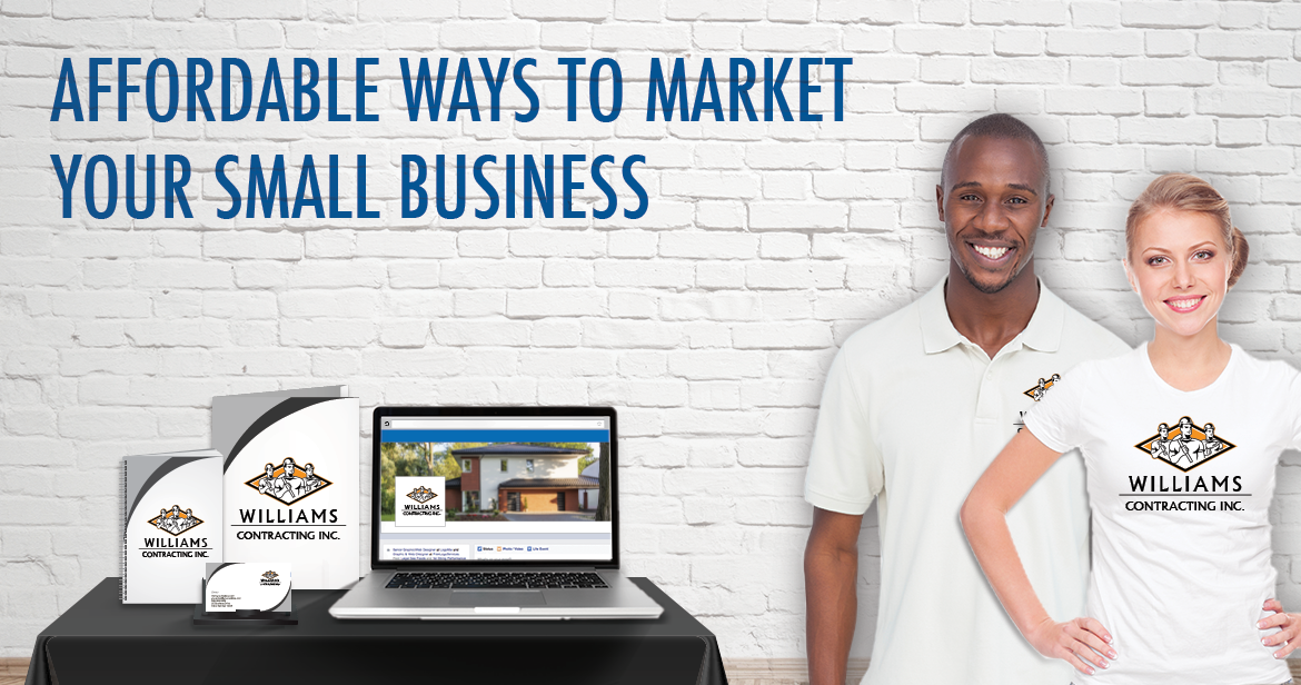 affordable ways to market your small business