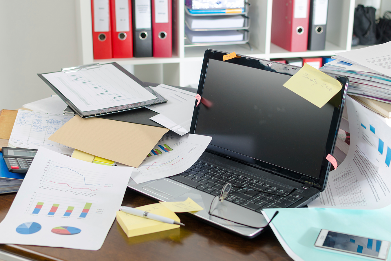 5 hacks to increase productivity by organizing your workspace