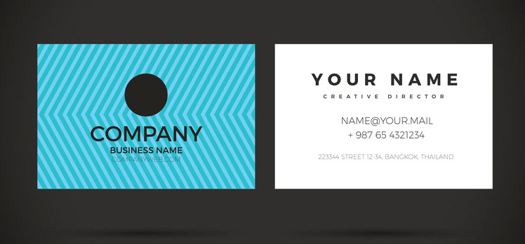How To Make A Business Card 5 Elements Include