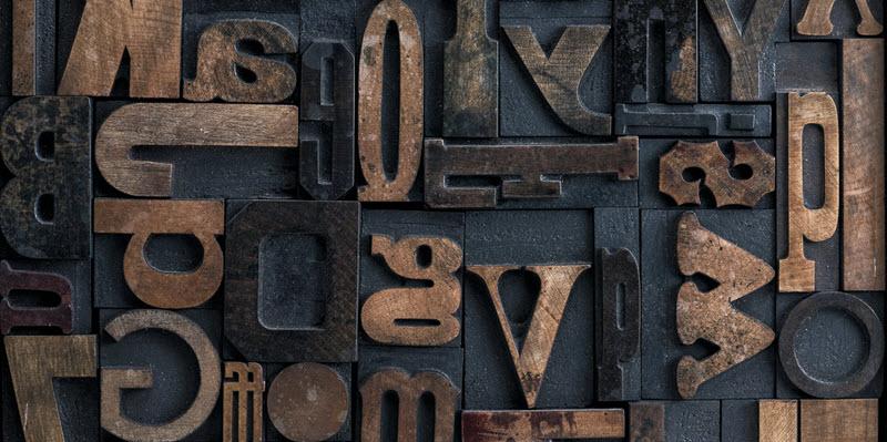 letter bocks