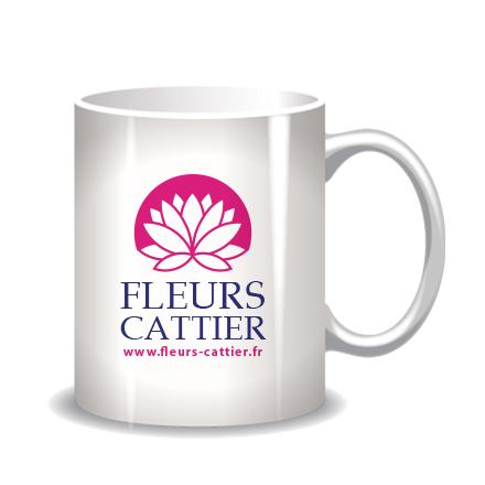 Premium Coffee Mug with Logo