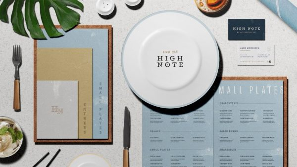 Branding for High Note by Hype Group