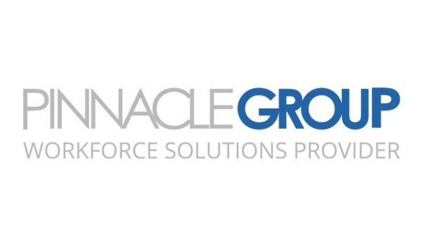 pinnacle group logo design