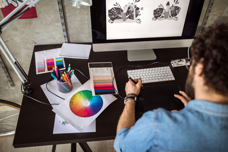 6 Types of Graphic Design | FreeLogoServices