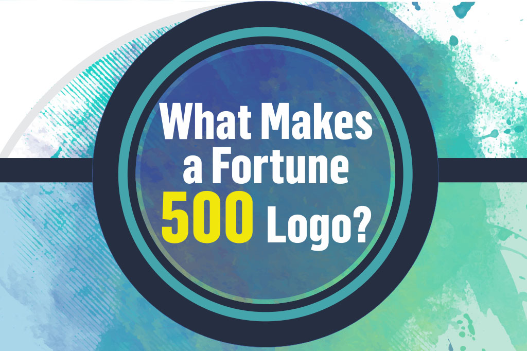 What Makes a Fortune 500 Logo